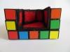 rubiks cube seat set