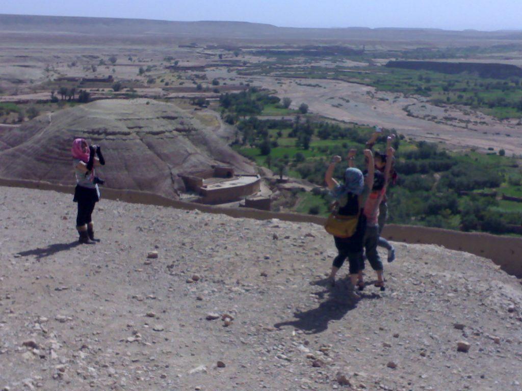 touristen marokko