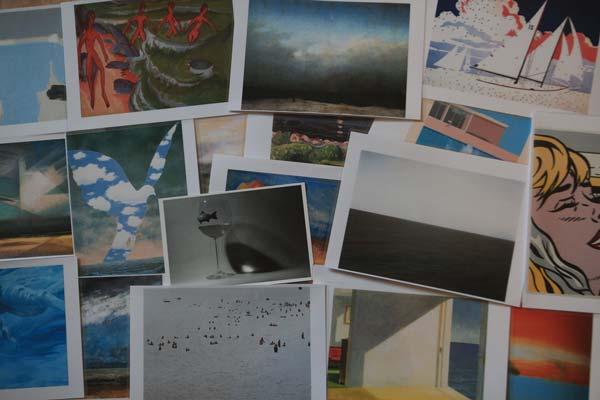 Bildersammlung zum Thema Meer