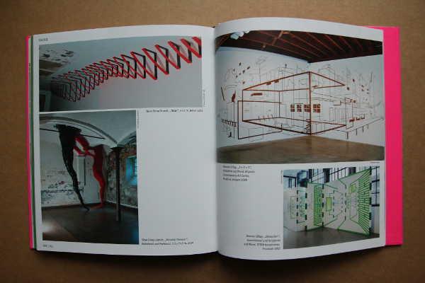 Blick ins Buch: Tape Art Galerie