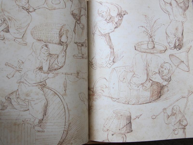 Bosch als Zeichner