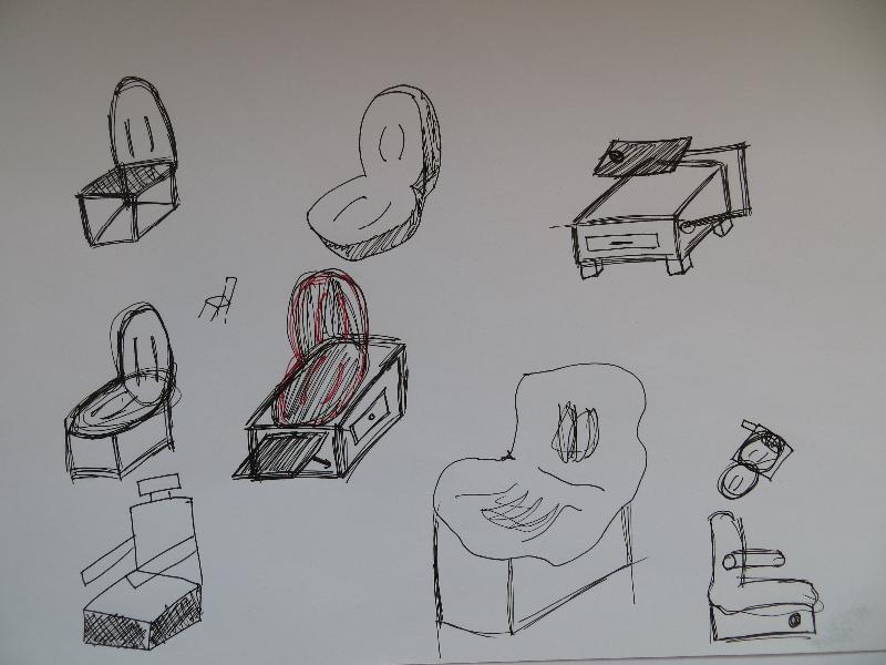 BAEM Zeichnungen