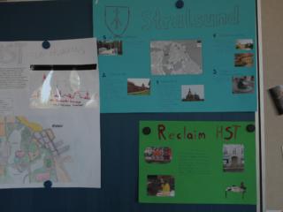 Die Zukunft Stralsunds
