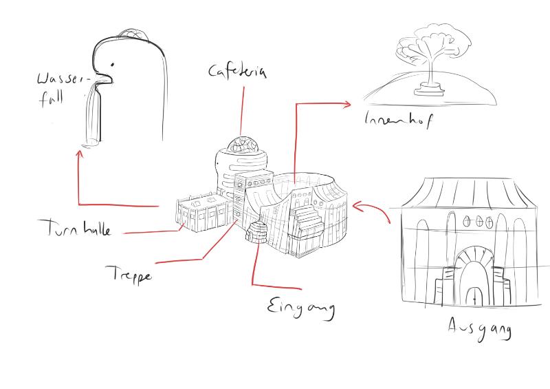 Entwurf 3 - Zeichnung (digital)